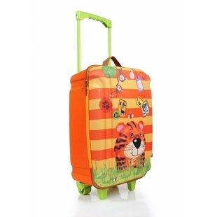 چمدان چرخدار بزرگ ببر okiedog مدل 80160