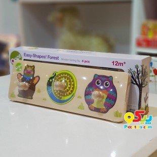 اسباب بازی چوبی کودک مونته سوری