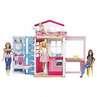 خانه بازی عروسک باربی مدل DVV47