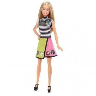 عروسک باربی بالوازم نقاشی روی لباس مدل DYN93