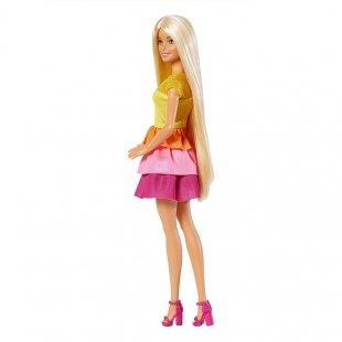 قیمت عروسک باربی با لوازم آرایش مو مدل GBK24