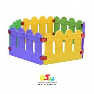 پارک حفاظ کودک استخر توپ نرده ای مدل 50332
