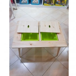 میز چوبی کودک مدل 5556