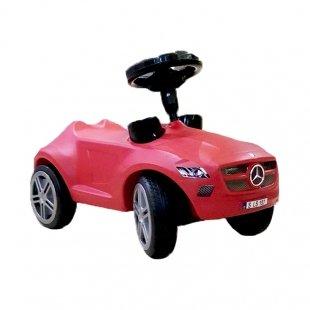 ماشین پایی بنز قرمز مدل 1514