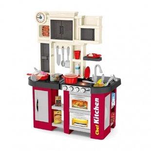 آشپزخانه کودک کامل همراه با سینک و گاز موزیکال مدل  922103