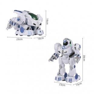خرید ربات کنترلی موزیکال تبدیل شونده مدل K4