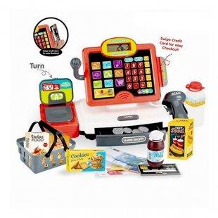 سوپر مارکت فروشگاهی کودک با صندوق مدل 35578
