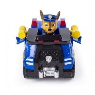 فیگور سگ نگهبان Chase با ماشین اسپین مستر پاوپاترول مدل000 51518