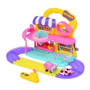 اسباب بازی سوپر مارکت با همستر زورو مدل 5117