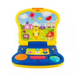 اسباب بازی آموزشی لپ تاپ ببر Winfun مدل 008078