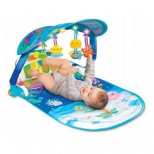 تشک بازی و پارک بازی نوزاد موزیکال جادویی  Winfun مدل 00860