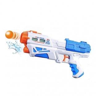 تفنگ اسباب بازی کودک با  آب پاش 2 کاره مدل 64828
