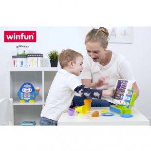 خرید اسباب بازی سوپر مارکت کودک با صندوق فروشگاهی  مدل 35578