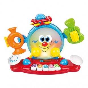 اسباب بازی موزیکال 6 کاره کودک winfun مدل 002087