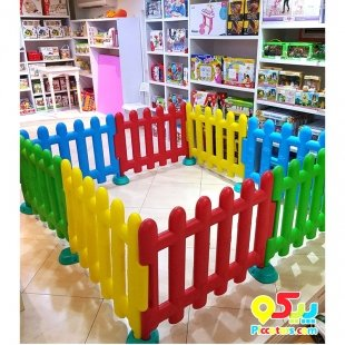 پارک حفاظ کودک 8 ضلعی مدل 50171