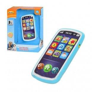 خرید اسباب بازی آموزشی موبایل کودک winfun مدل 00740