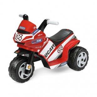 موتور شارژی کودک peg perego مدل IGMD0005 Mini Ducati