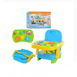 صندلی غذا موزیکال کودک WINFUN مدل 00808