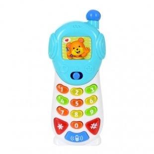موبایل اسباب بازی موزیکال کودک winfun مدل 00619