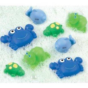 پوپت پلاستیکی حیوانات آبی 8 تکه playgro کد 109864