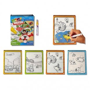 کتاب نقاشی کودک