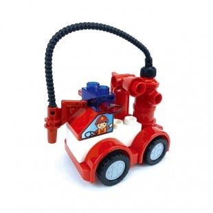 لگو ماشین کودک طرح آتش نشانی مدل 222H143