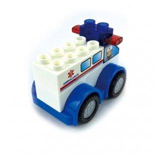 لگو ماشین آتش نشانی مدل 222