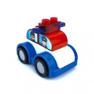 خرید لگو ماشین پلیس مدل 222