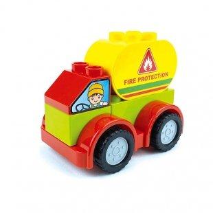 لگو ماشین کودک طرح آتش نشانی مدل 222H147