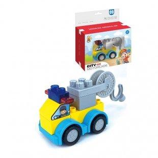 لگو ماشین پلیس مدل 222
