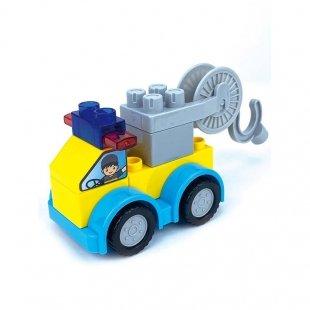 لگو  کودک طرح ماشین یدک کش مدل 222H148