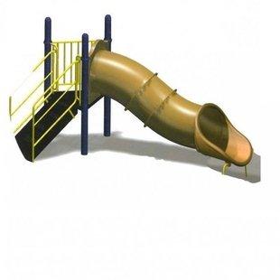 مجموعه  سرسره تونل دار فضای باز ps 1055