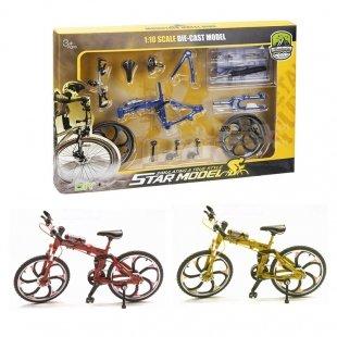 کیت ساخت دوچرخه فلزی کوهستان با ابزار مدل 8182C