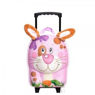 چمدان چرخدار کوچک خرگوش okiedog مدل 80013