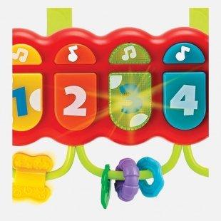 خرید اسباب بازی موزیکال نوزاد و دندانگیر نوزاد