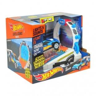 خرید ماشین و ریسینگ کوچک موزیکال Hot Wheels مدل 90522