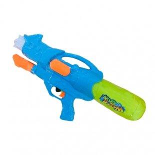 تفنگ آب پاش 44 سانتی رنگ آبی مدل 0058B