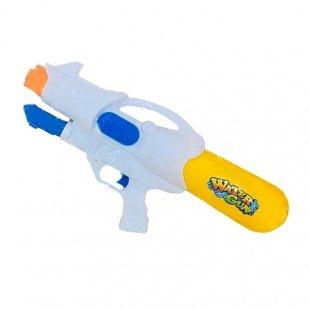 تفنگ آب پاش 44 سانتی رنگ سفید مدل 0058B
