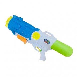 تفنگ آب پاش 52 سانتی رنگ آبی مدل 80002