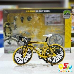 کیت آموزش ساخت دوچرخه فلزی کورسی با ابزار مدل 8184C