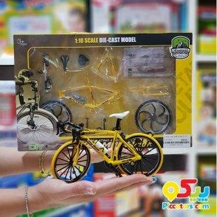 خرید کیت آموزشی ساخت دوچرخه فلزی کورسی با ابزار مدل 8184C