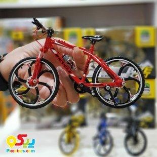 کیت ساخت دوچرخه فلزی تاشو با ابزار مدل 8183C