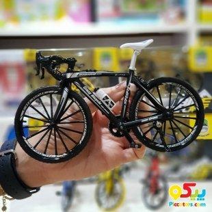 اسباب بازی دوچرخه فلزی کورسی مدل 8184A