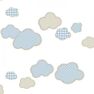 کاغذ دیواری بیمبی طرح ابر1303
