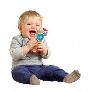 اسباب بازی کنترل موزیکال کودک مدل winfun 00723