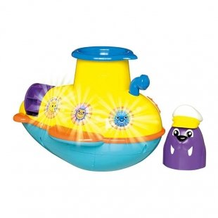 اسباب بازی حمام زیردریایی موزیکال  Tomy مدل 72222