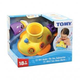 اسباب بازی حمام زیردریایی Tomy مدل 72222