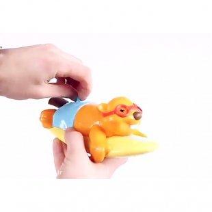 اسباب بازی حمام کودک دستگاه بستنی ساز tomy مدل 72378