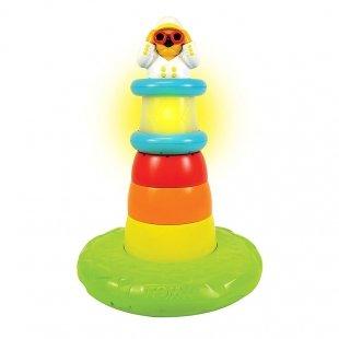 اسباب بازی حمام برج هوش موزیکال Tomy مدل 72194