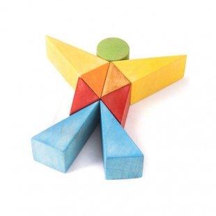 اسباب بازی چوبی کودک